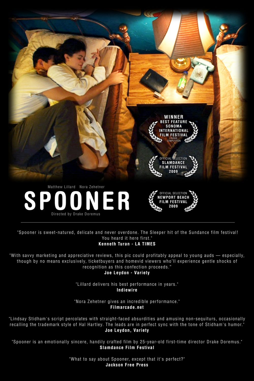 Poster do filme Spooner
