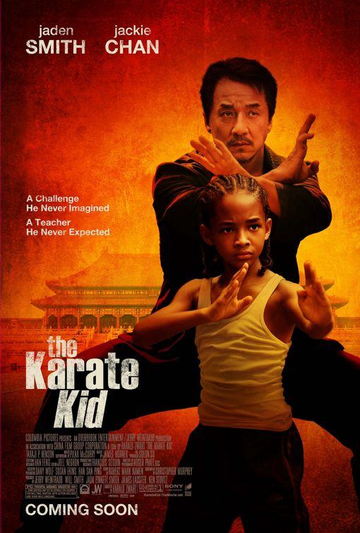 Poster do filme Karatê Kid