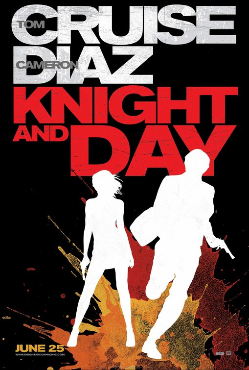 Knight & Day Movie Poster