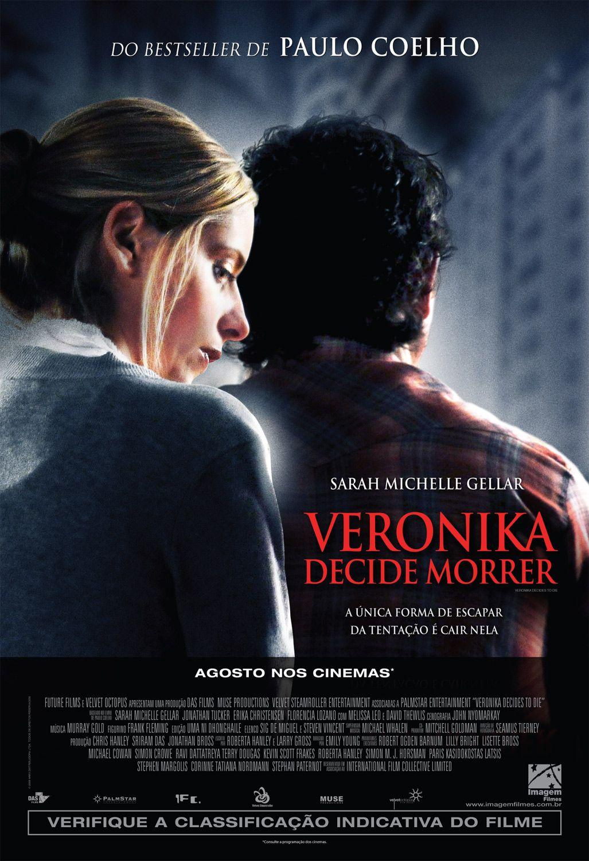 Poster do filme Veronika Decide Morrer
