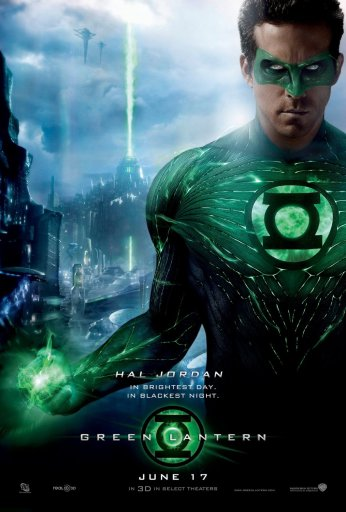Resultado de imagen para Green Lantern movie poster
