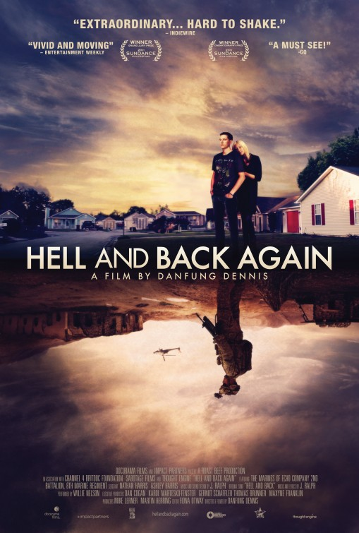 Poster do filme Hell and Back Again