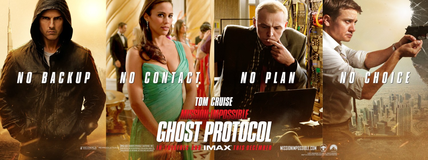 Image result for Mission: Impossible: Ghost Protocol