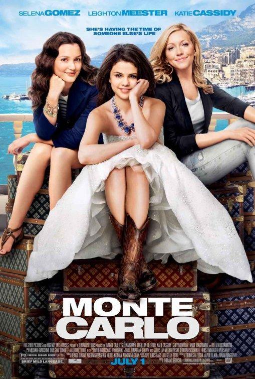 Poster do filme Monte Carlo