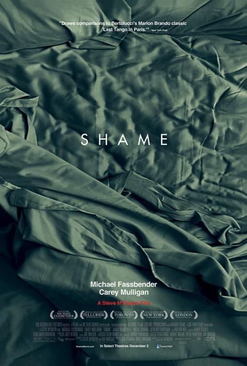 Poster do filme Shame