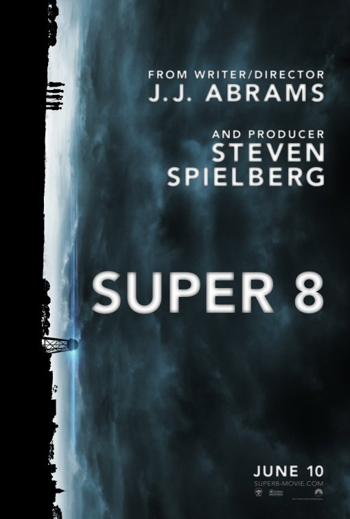 Super 8 Movie Poster