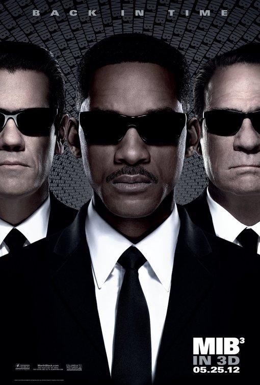Men In Black 3 (2012) Movie Review