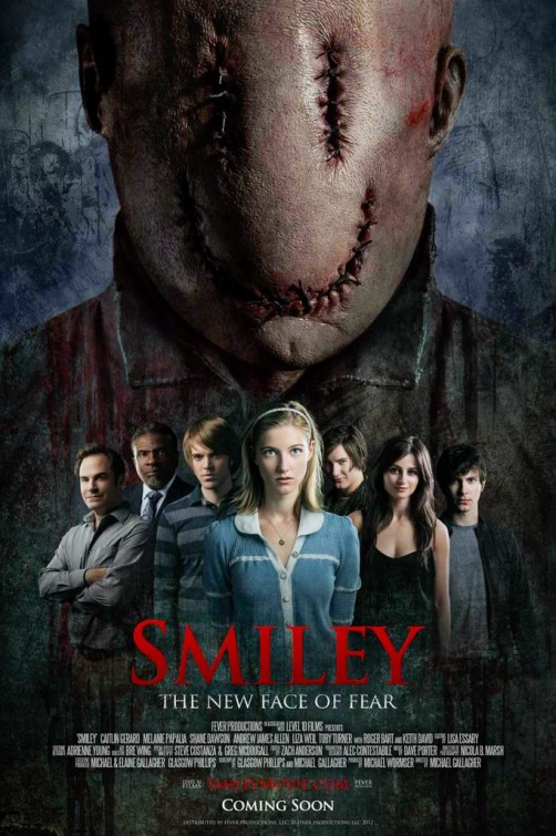 Smiley (2012) Movie Review
