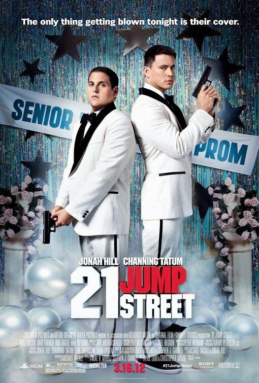 21 Jump Street Movie Poster