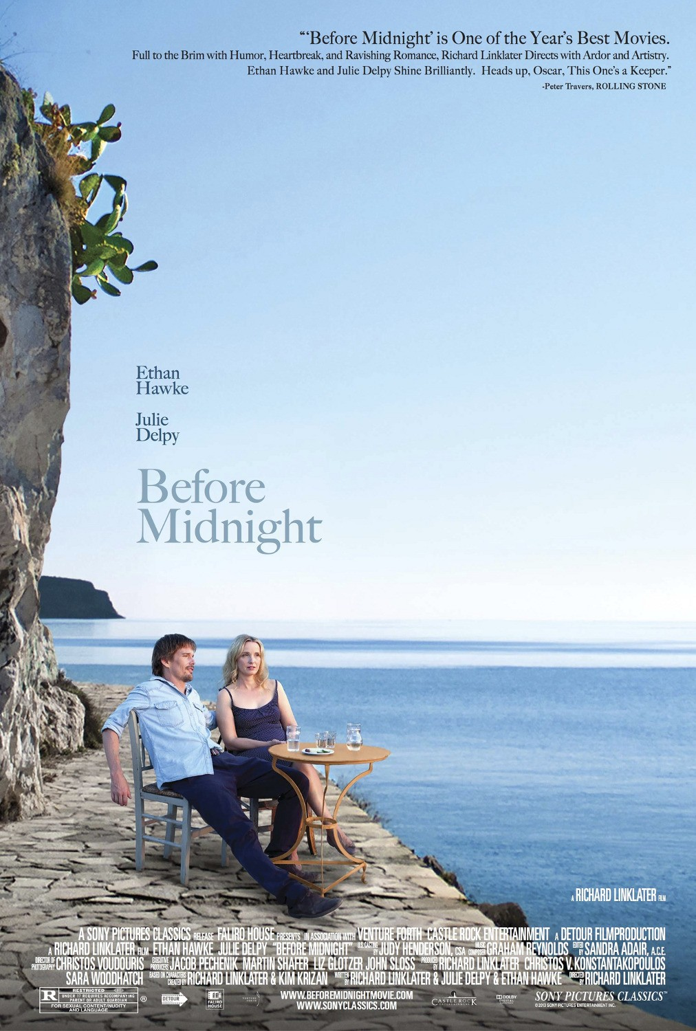 Extra Large Movie Poster Image for Before Midnight