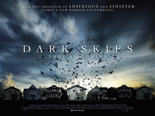 Dark Skies 2013 movie