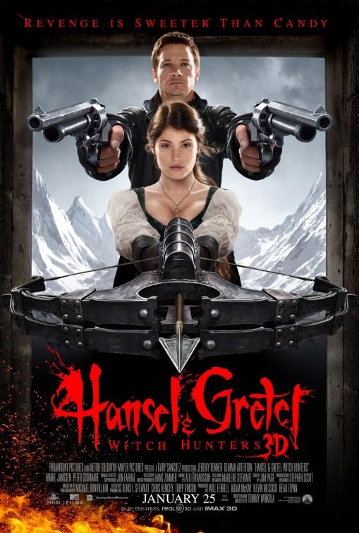 Poster do filme Hansel and Gretel