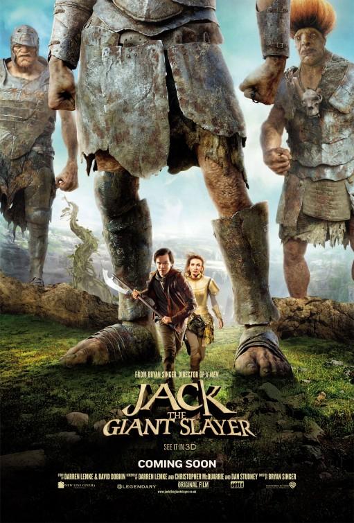 """Résultat de recherche d'images pour """"JACK THE GIANT SLAYER movie poster"""""""