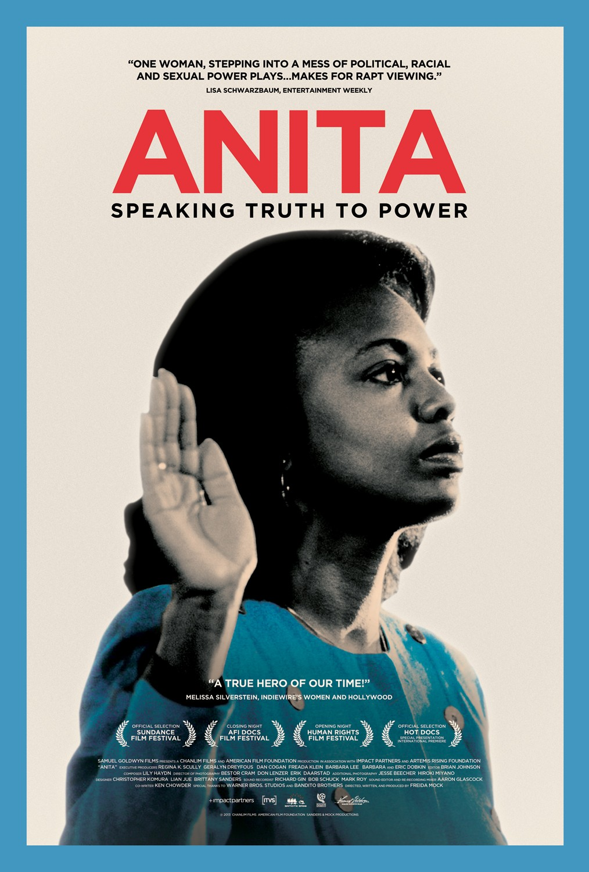 Poster do filme Anita