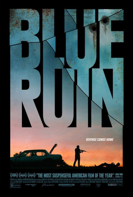 Image result for blue ruin poster