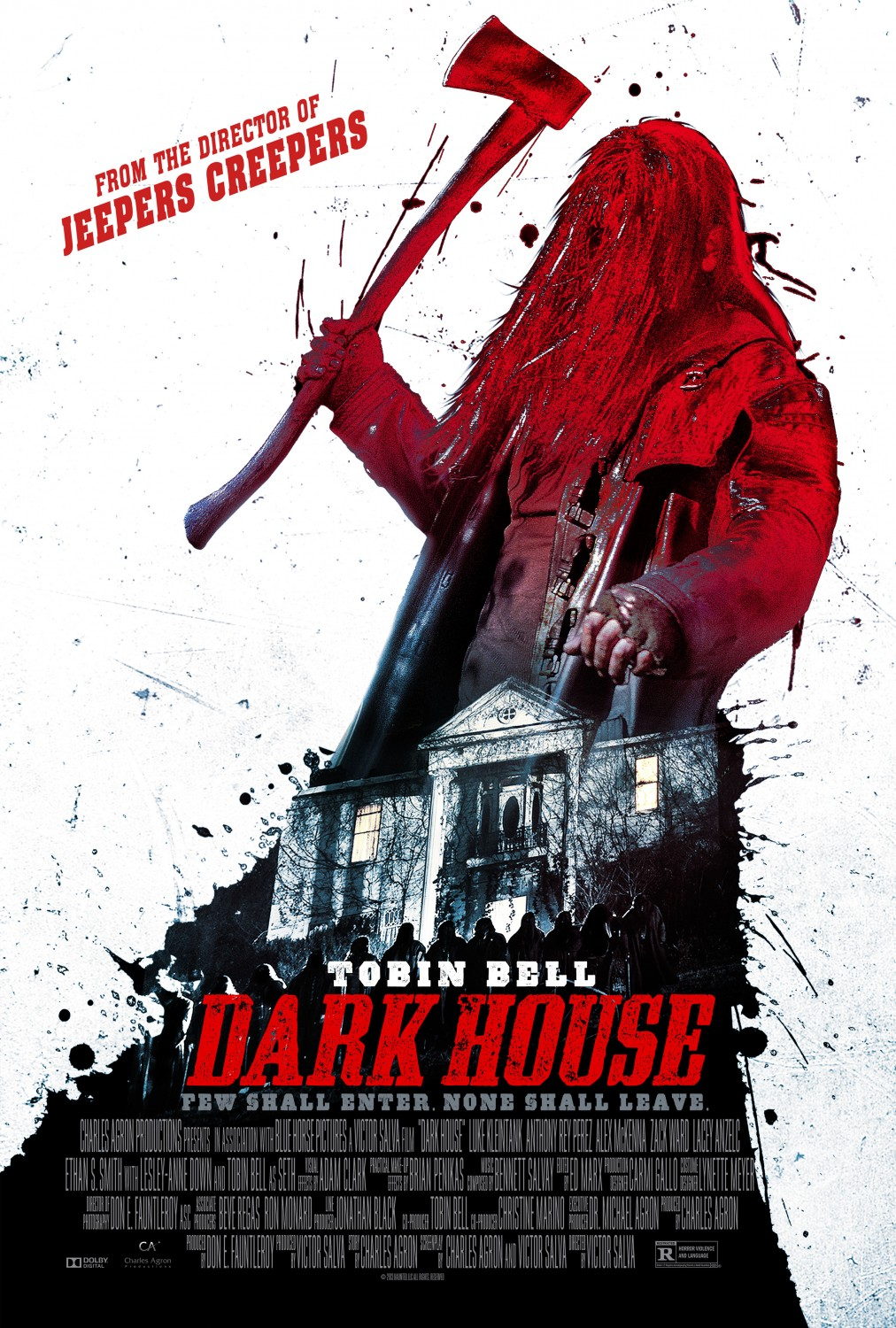 Extra Large Movie Poster Image for Dark House