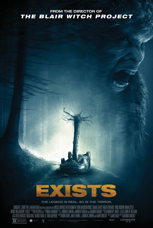 Exists Movie Poster