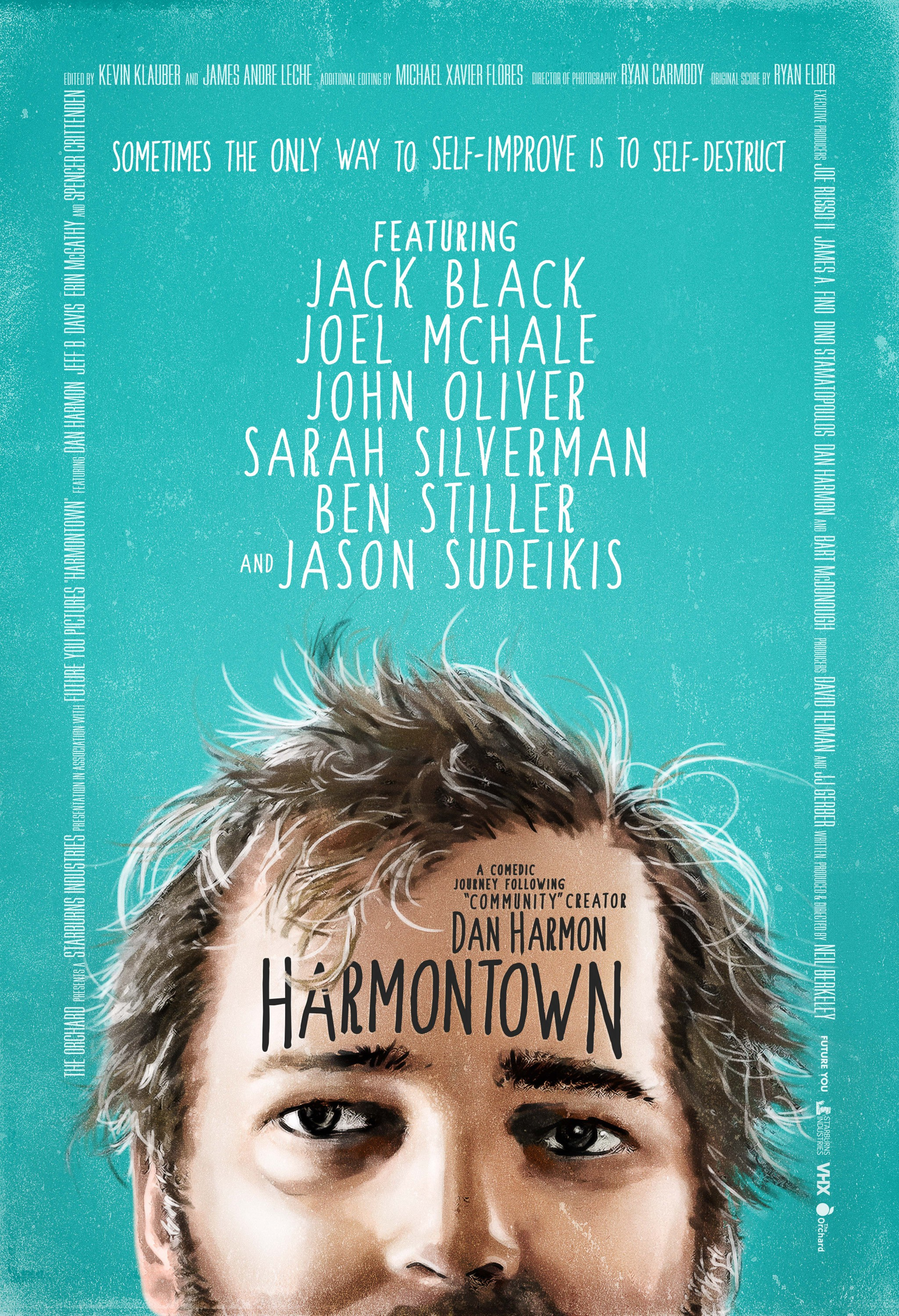 Poster do filme Harmontown
