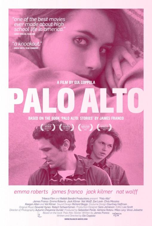 Poster do filme Palo Alto
