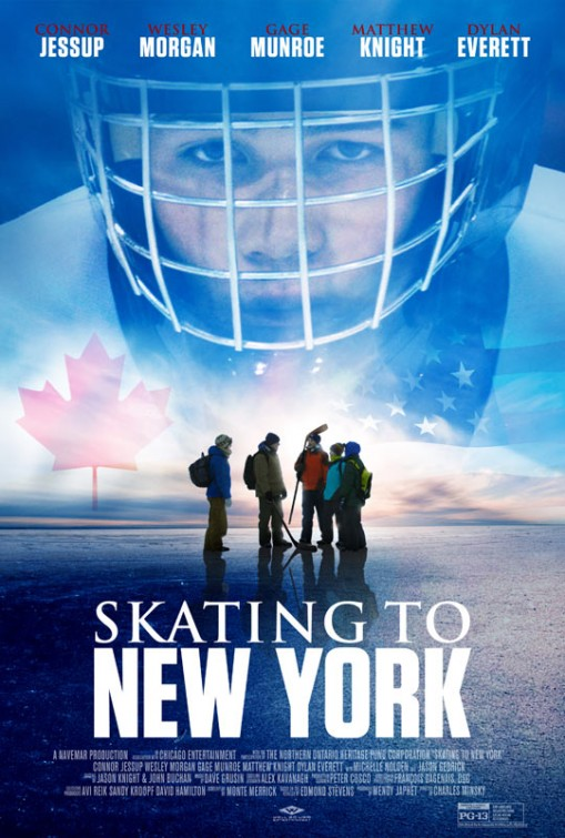 Poster do filme Skating to New York