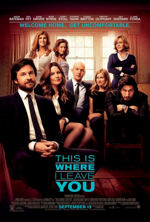 Image result for this is where i leave you poster