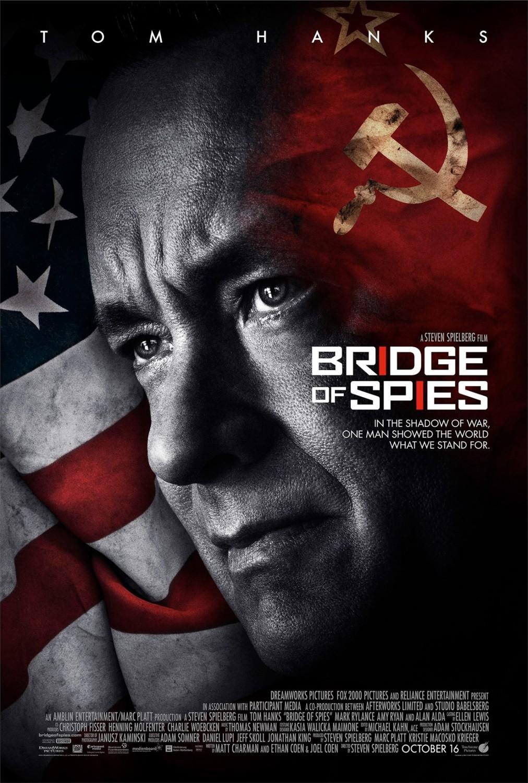 Hasil gambar untuk bridge of spies poster