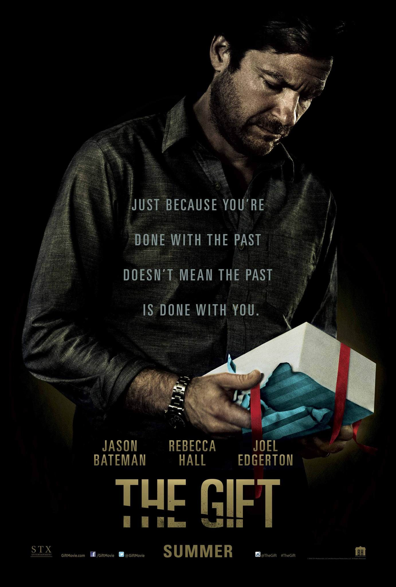 Mega Sized Movie Poster Image for The Gift