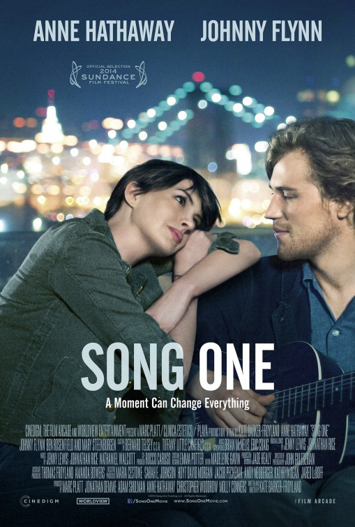 Song One Movie Poster (#1 of 2) - IMP Awards