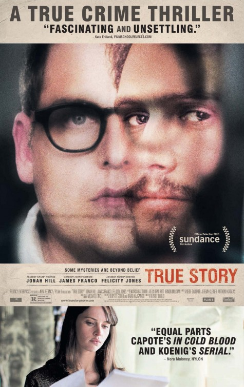 Image result for True Story poster