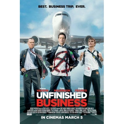 Unfinished Business Movie Poster 8 Internet Movie