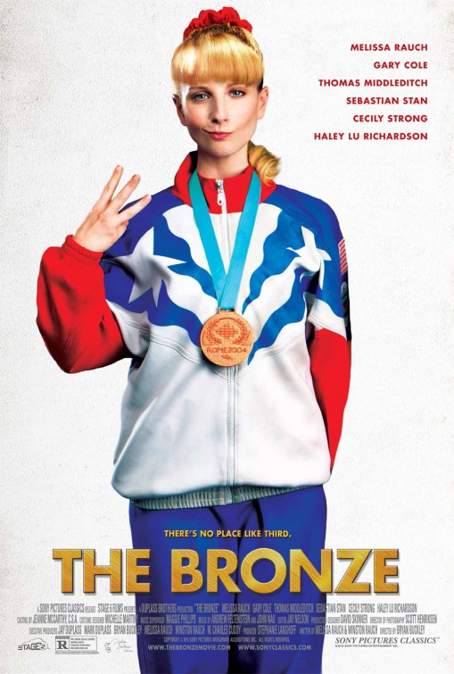 Image result for the bronze movie poster