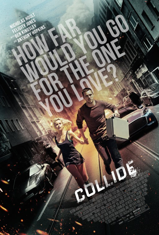 Image result for collide movie poster
