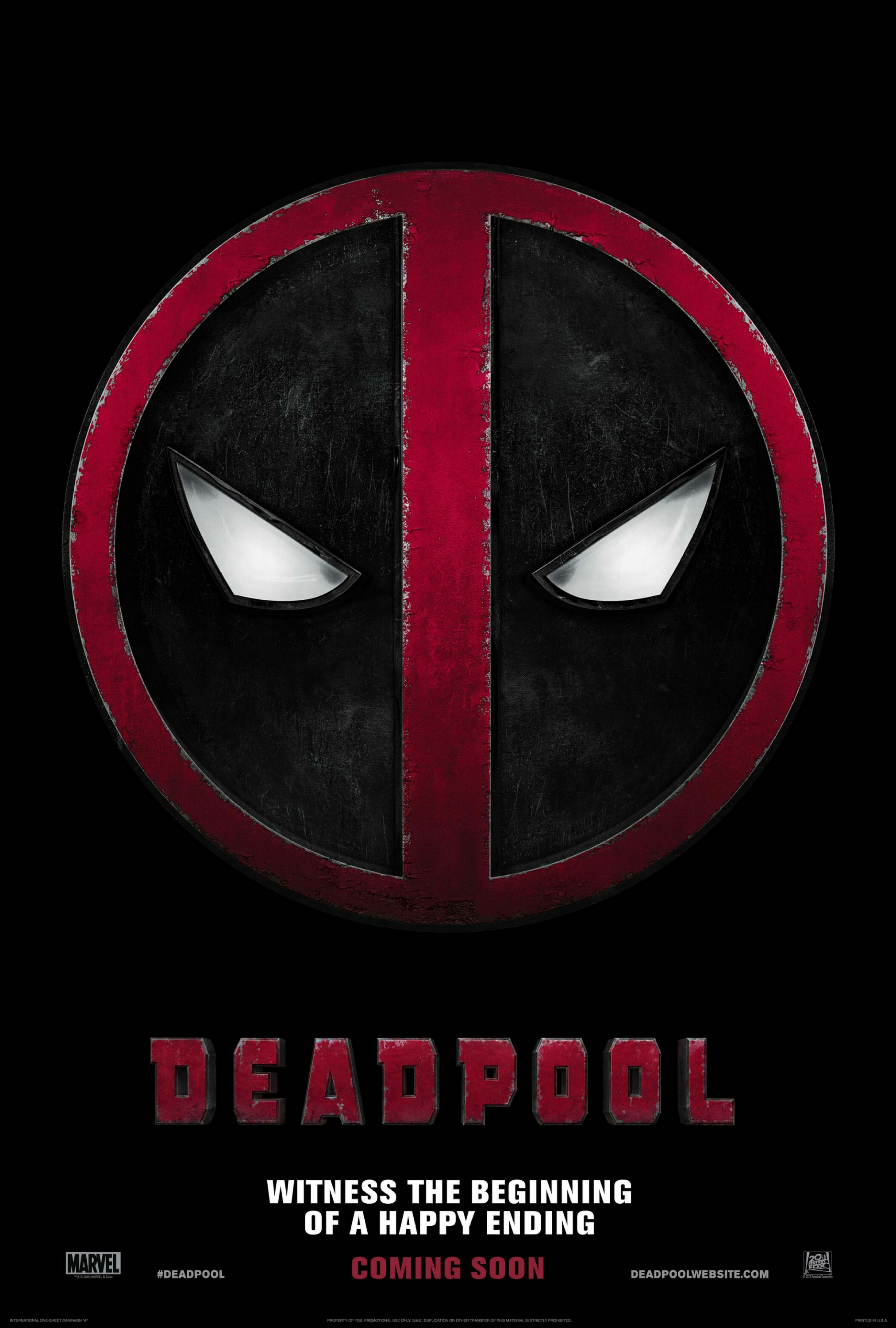 Image result for deadpool movie poster