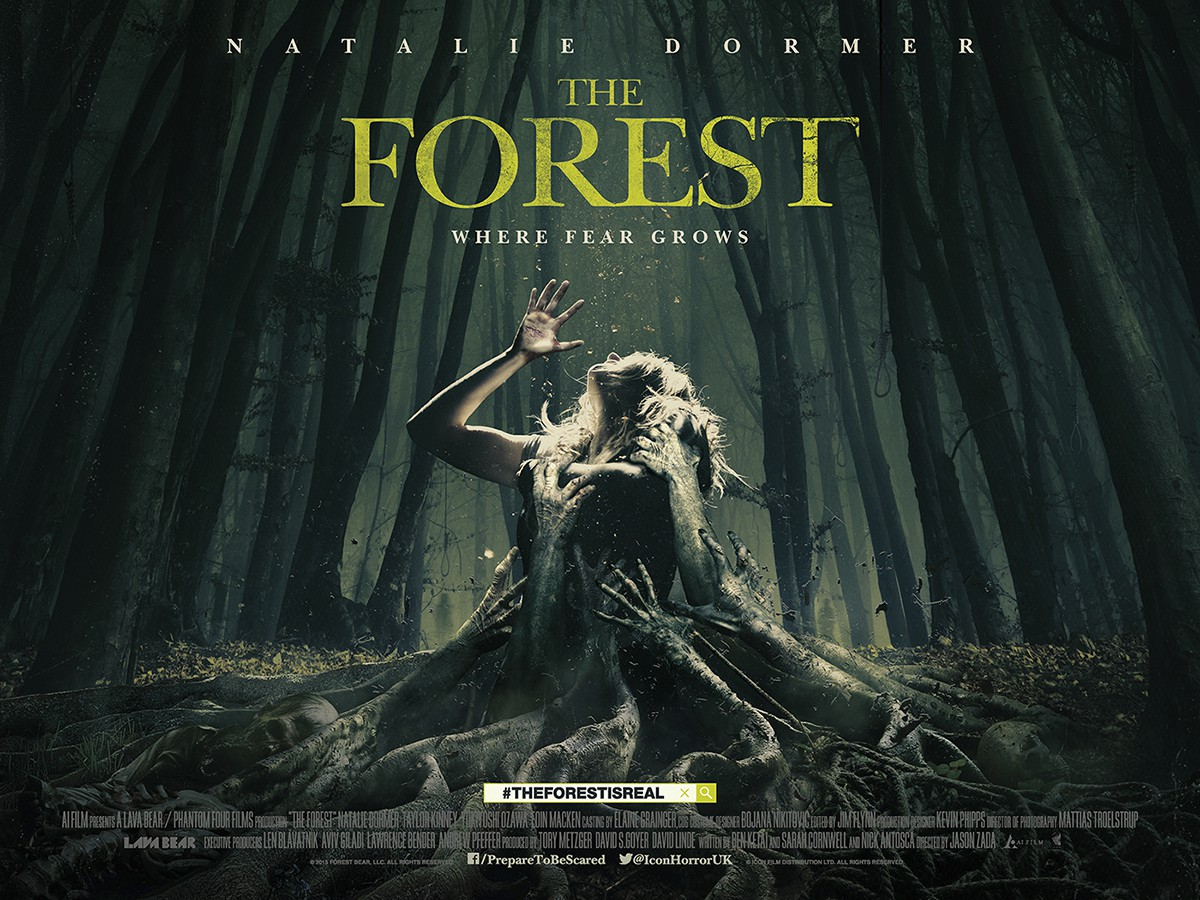 Extra Large Movie Poster Image for The Forest (#3 of 7)