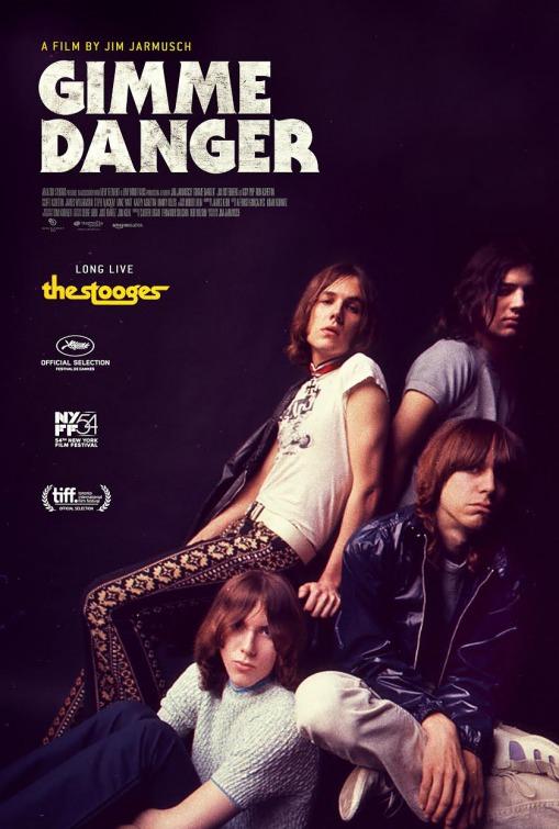 """Résultat de recherche d'images pour """"gimme danger movie poster"""""""