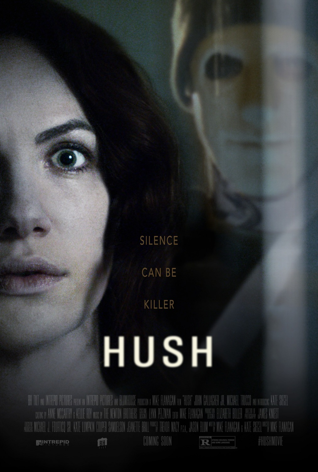 Image result for hush netflix poster