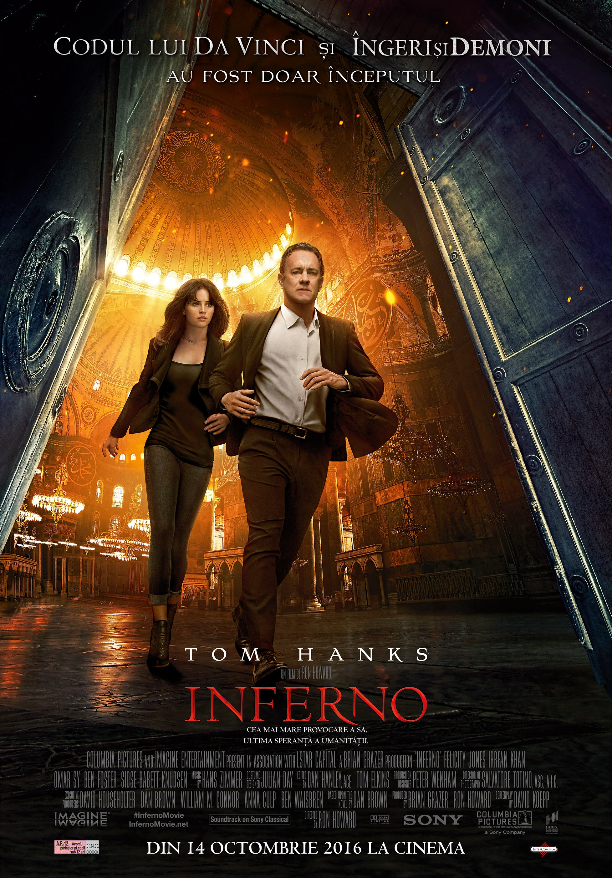 Poster do filme Sobreviventes do Inferno