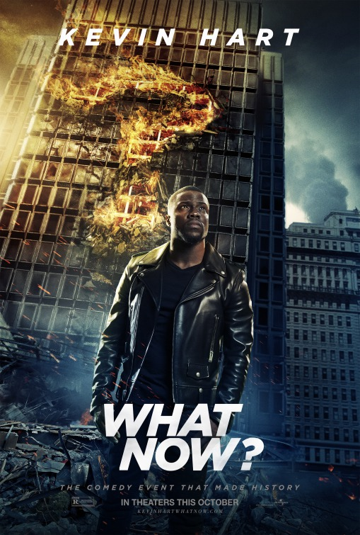 Image result for kevin hart what now movie poster