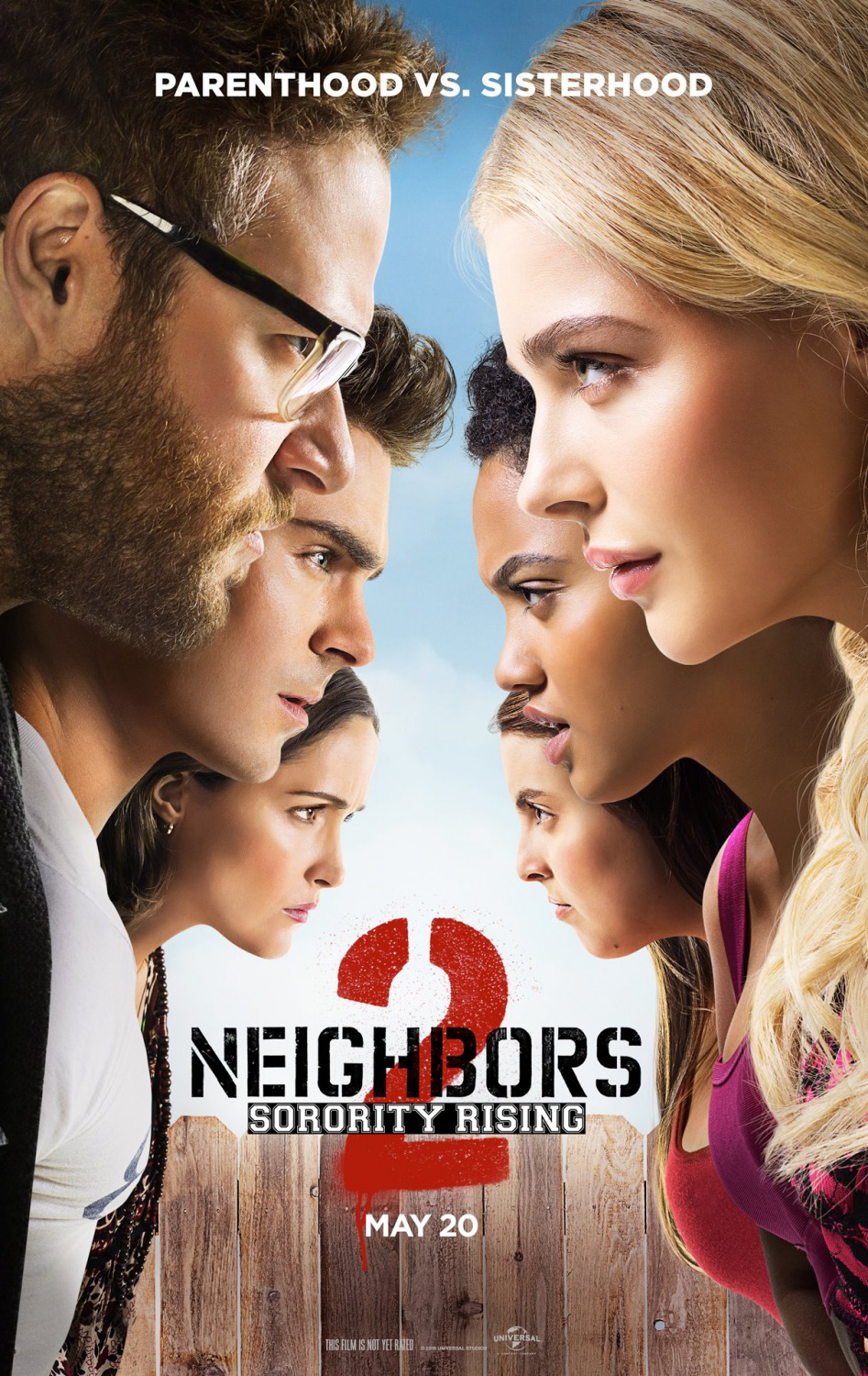 Image result for neighbors 2 movie poster