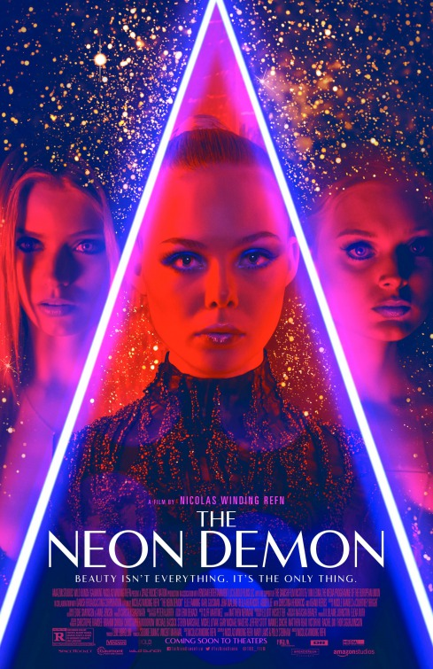 The Neon Demon Movie Poster