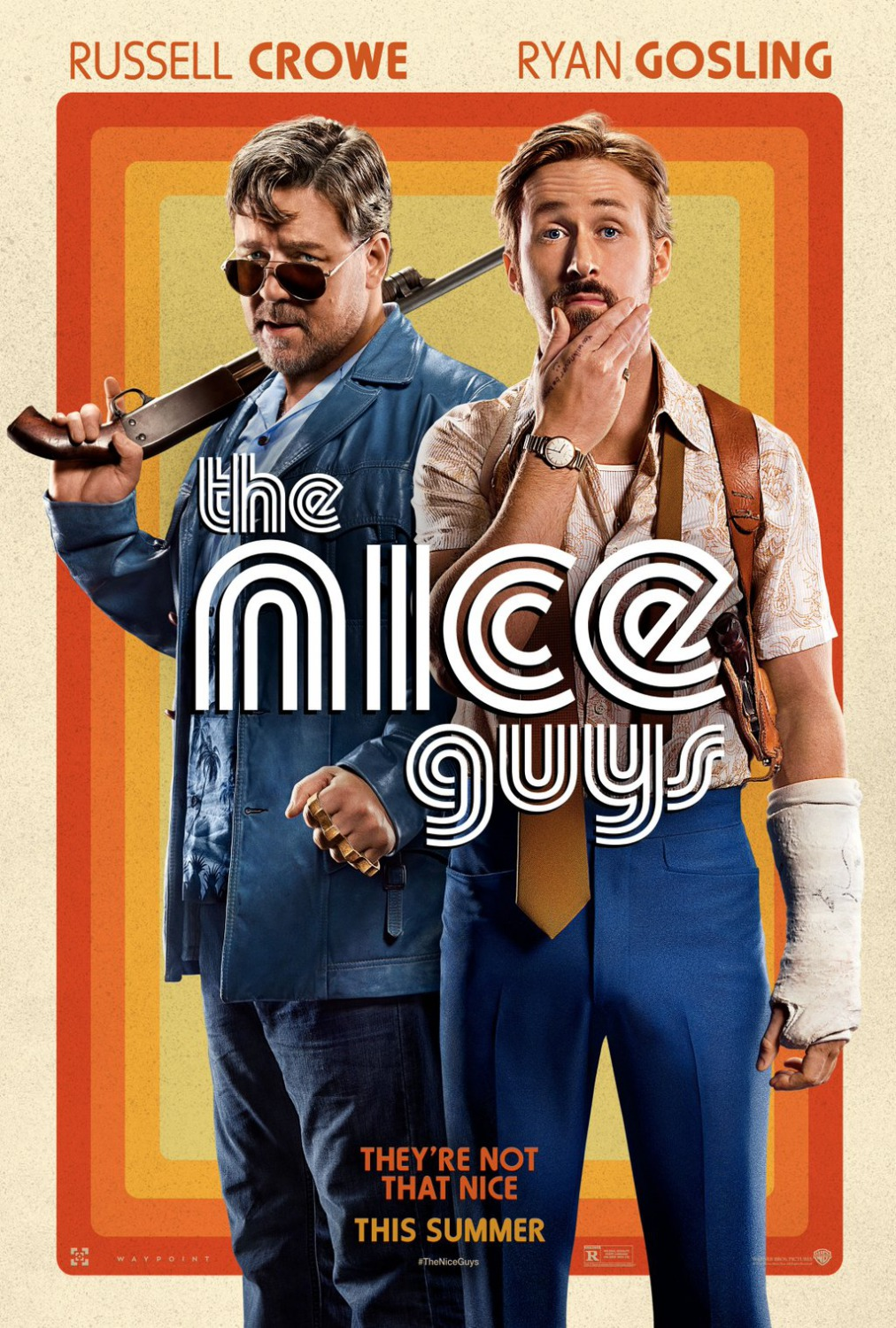 Image result for the nice guys poster