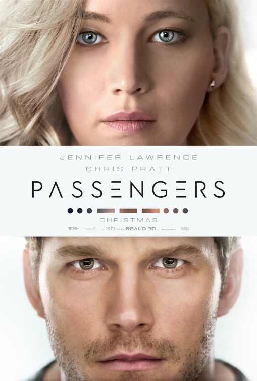 Image result for passengers film poster