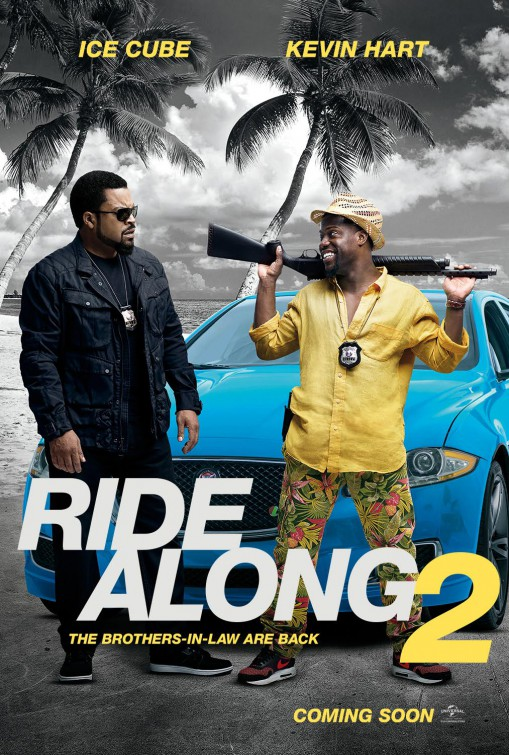 Image result for ride along 2 movie poster