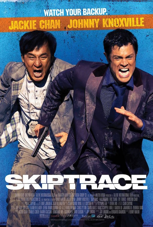 Poster do filme Skiptrace