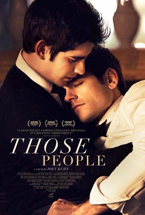 Poster do filme Those People