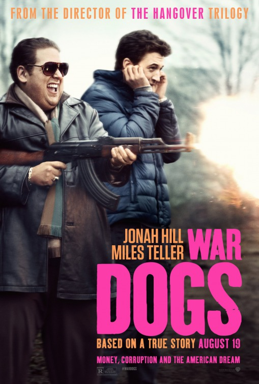 Image result for war dogs movie poster
