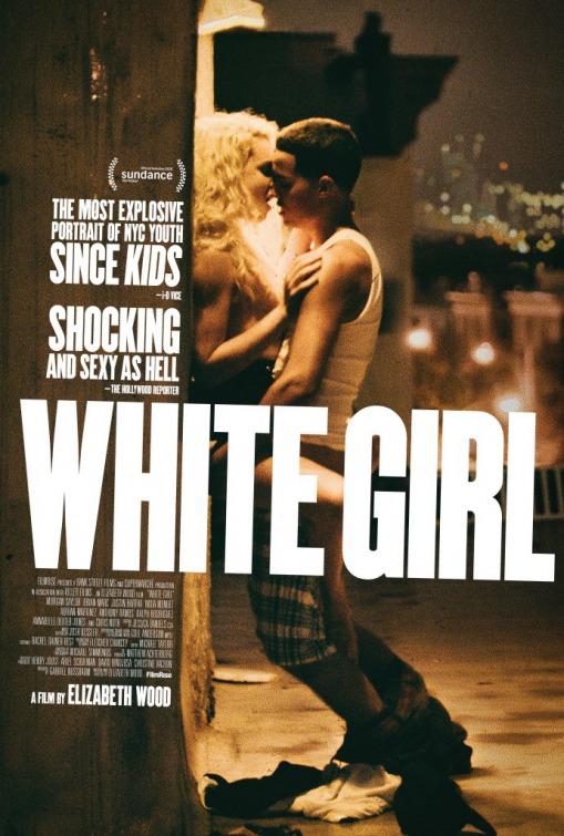 White Girl Movie Poster