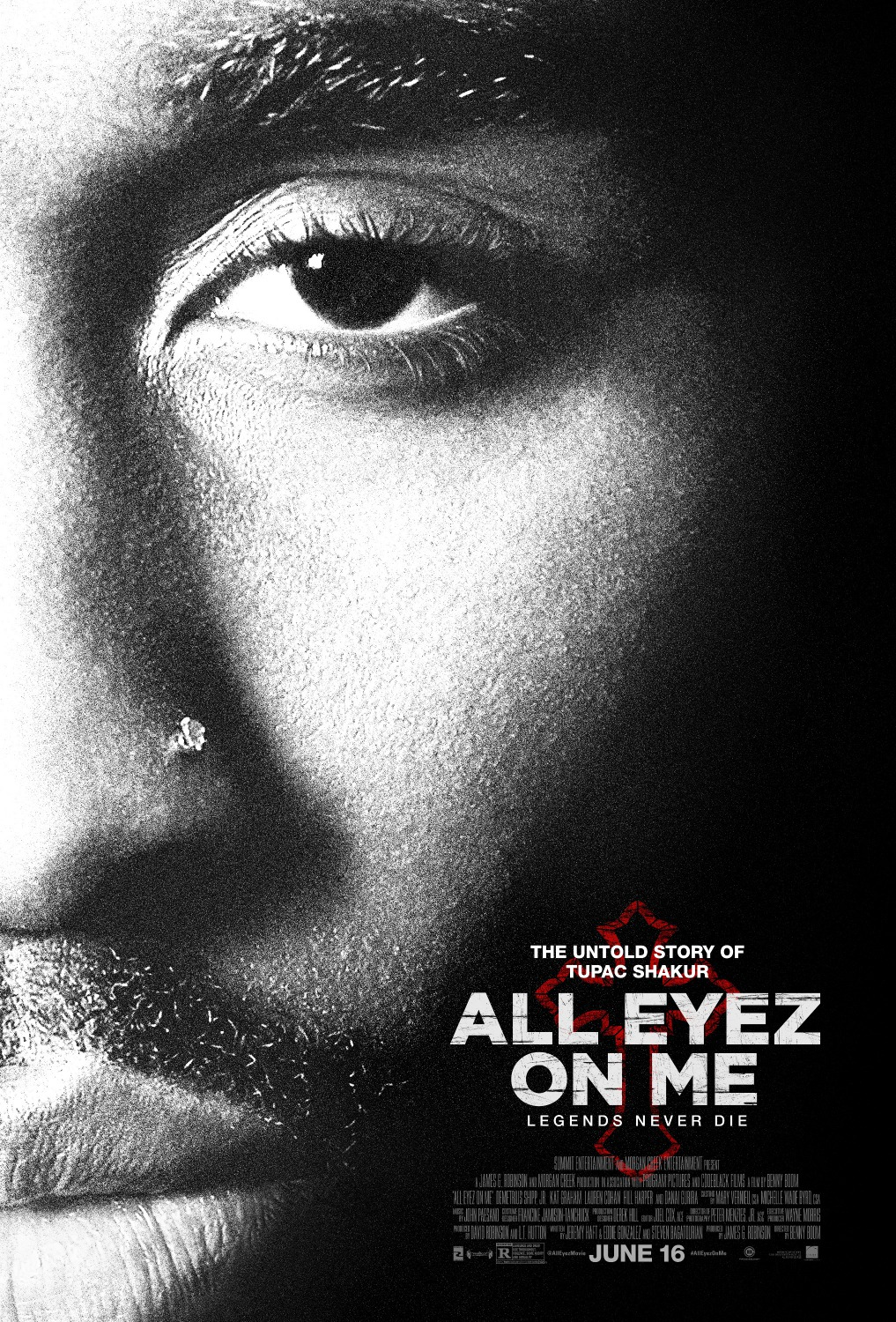 Image result for all eyez on me movie poster