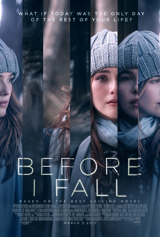 Image result for before I fallmovie poster