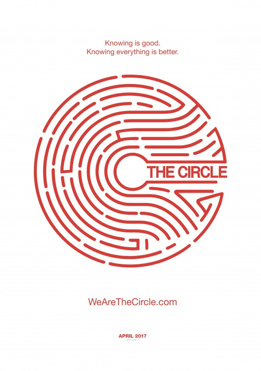 Image result for the circle movie poster
